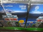 2017 Topps Soccer Match Attax Starter Game Hangar Box 8 Sealed Boxes 304 Cards