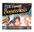 DC COMICS BOMBSHELLS TRADING CARDS BOX (CRYPTOZOIC 2018)