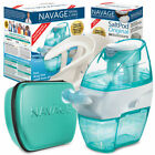 NAVAGE NASAL CARE DELUXE BUNDLE w 48 SaltPodsCaddy  Travel Case Neti Pot