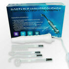 High Frequency Skin Acne Spots Wrinkles Removal Portable Anti Age Facial Machine