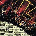 KISS MTV Unplugged CD PETER CRISS ERIC SINGER PAUL STANLEY ACE FREHLEY GENE