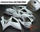 ABS Molded Unpainted Fairing Kit Bodywork for SUZUKI GSX-R 600 750 2006-2007