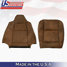 Front Leather Seat Cove 2002 2003 2004 2005 2006 2007 Ford F250 F350 King Ranch