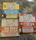 The Biggest Loser Books Fitness Program Success Secrets 30 Day Jumpstart Lot