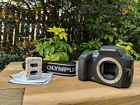 Olympus E-500 Digital Camera Body  + Manual/Battery - EXCELLENT Condition.