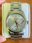 Rolex Datejust Model 16030 Solid Steel Oyster Perpetual Beautiful Watch