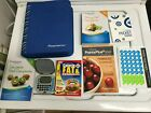 WEIGHT WATCHERS Lot PointsPlus 2012 Power Cookbook Calculator Tracker +PEDOMETER