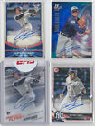 2017 Bowman Chrome National Convention Baseball Cards 34