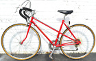 Puch Oydyssey Womens Road bike 12 Speed Suntour Shifter Gear Assmebly 27 Tires