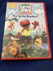 Elmos World The Great Outdoors DVD 2003