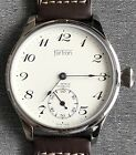 Swiss Unitas (ETA) 6498 Fortron Pocket Watch Conversion 44mm SERVICED +5 Sec/day