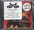 Pleasure Bombs - Days Of Heaven (CD, 1991, Atco Records, USA)