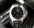 "Panerai Luminor PAM 250 Daylight Chronograph 44mm- Series ""J""- -Boxes/Papers -"