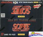 2014 Score Football MASSIVE 24 Pack Factory Sealed Box-288 Cards+AUTOGRAPH RELIC