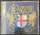 SAXON - Lionheart - CD - Import - **Excellent Condition** Steamhammer Germany
