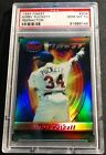 1994 KIRBY PUCKETT FINEST REFRACTOR #204 PSA 10 MINNESOTA TWINS POP 13 (417)