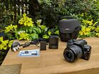 Olympus E-420 Digital Camera + 17.5-45mm Lens -- 1220 Shutter - EXCELLENT + Bag!