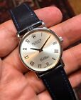 Rolex Cellini Classic Ref 5115 5115/9 18k White Gold Box and Papers 34mm c 2004