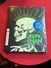 REPO MAN BLU RAY CRITERION COLLECTION NEW SEALED FREE SHIPPING