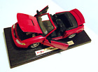 MAISTO Red 1999 Mustang GT Convertible 118 Scale Die Cast Car