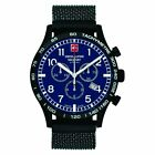 Swiss Alpine Military Men's Watch Chrono 1746.9175SAM Stainless Steel