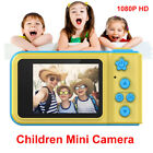 0.3MP Portable Digital LCD 1080P Cartoon Children Video Camera Camcorder PC Cam