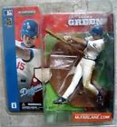 Shawn Green McFARLANE MLB Series 3 L.A. Dodgers White Jersey Sealed in Box