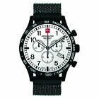 Swiss Alpine Military Men's Watch Chrono 1746.9172SAM Stainless Steel