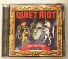ALIVE AND WELL BY QUIET RIOT [CD, 1999 CLEOPATRA]