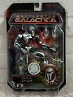 Battlestar Galactica Red Stripe Cylon Action Figure Diamond Select New On Card