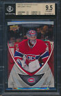 2007-08 Upper Deck Rookie Class Carey Price Rookie Card Graded BGS All 9.5 Subs