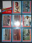 1974 Topps Evel Knievel Trading Cards 9