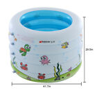 Swimming Pool Inflatable Bathtub Portable Small Pad Pool for Baby Child Toddler