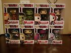 Pop Funko Marvel Avengers Age of Ultron set of 8 including exclusive Black Widow