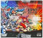 DC Comics Epic Battles Trading Cards Box (Cryptozoic 2014)