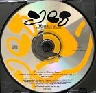 YES: Walls PROMO CD for TALK (1994)   CDP 1263