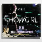 Kylie Minogue Showgirl Homecoming Taiwan 2 CD BOX Live X White Diamond 2007 NEW