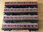 00 gauge coaches x4