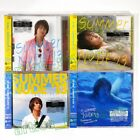Tomohisa Yamashita 山下智久 Summer Nude '13 Japan 4 CD 2 DVD OBI �回�定盤 NewS 2013 NEW
