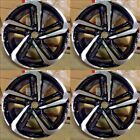20 2018 STYLE MACHINE BLACK WHEELS RIMS FITS ACURA RL TL RLX MDX ZDX 5 x 120
