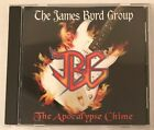 James Byrd Group - The Apocalypse Chime CD Robert Mason Lynch Mob Warrant