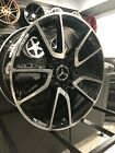 19x85 Black V AMG Style Rims Wheels Fits Mercedes Benz S Class W221 W222
