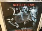 CD Motley Crue Motley Records Absolute Best Rare Find