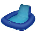 Floating Lounge Chair Inflatable Pool For Adults With Cup Holders Baby Kid Teens