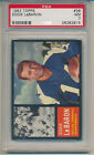 1962 Topps Football Cards 38