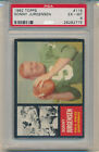 1962 Topps Football Cards 40