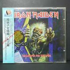 Iron Maiden No prayer for the dying Taiwan CD w/OBI 1998 Tail gunner-assassi NEW