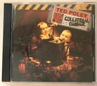TED POLEY - Collateral Damage - CD - ** Like New ** - RARE Autographed Kivel