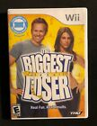 The Biggest Loser Nintendo Wii 2009 Customizable Fitness and Weight Loss FUN