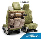 NEW Custom Fit A TACS FG Camo Tactical Seat Covers w MOLLE Backing FOLIAGE GREEN